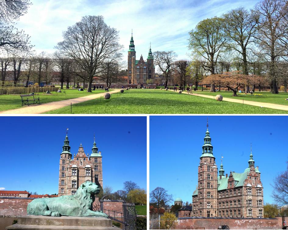 château de Rosenborg copenhague