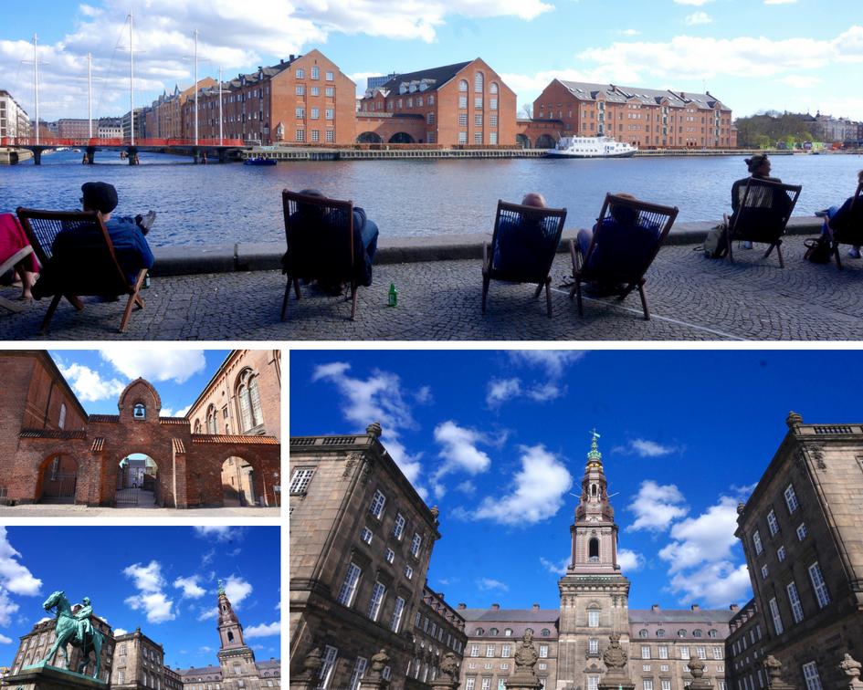 Copenhague Slotsholmen