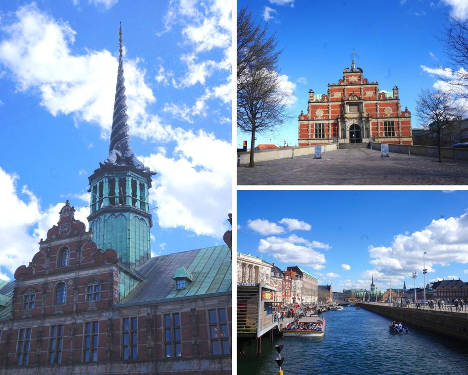 Copenhague borsen