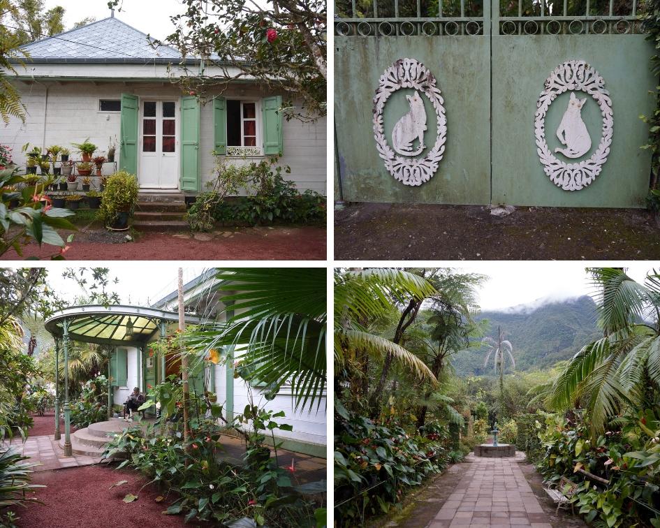 maison folio, hell bourg, île de la réunion