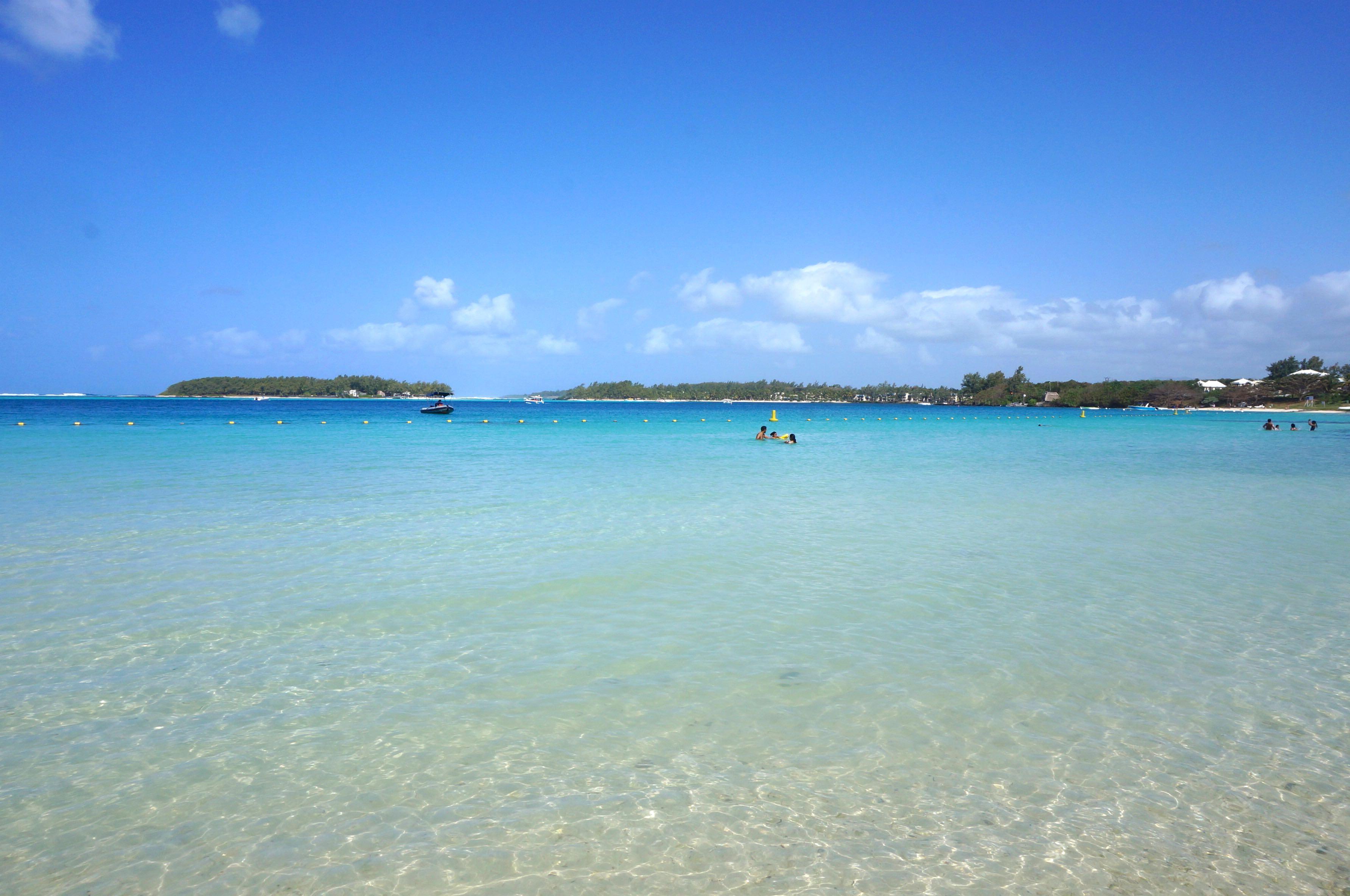 blue bay, ile maurice