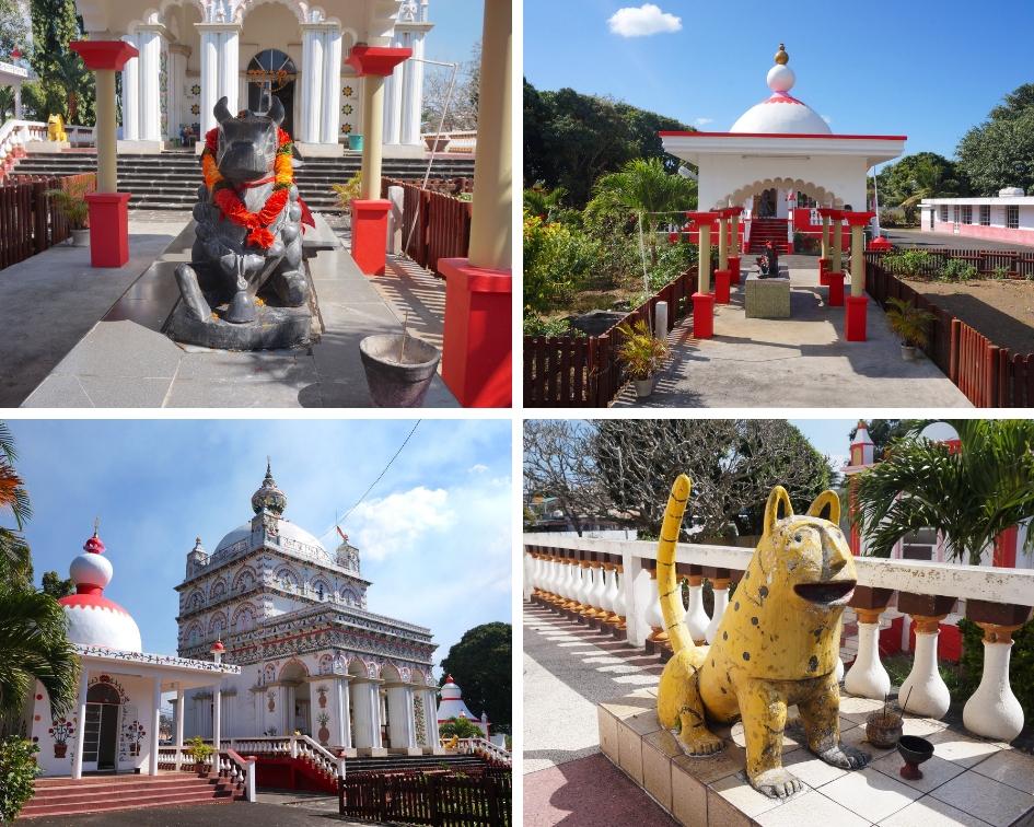 temple hindoue maheswarnath, ile maurice
