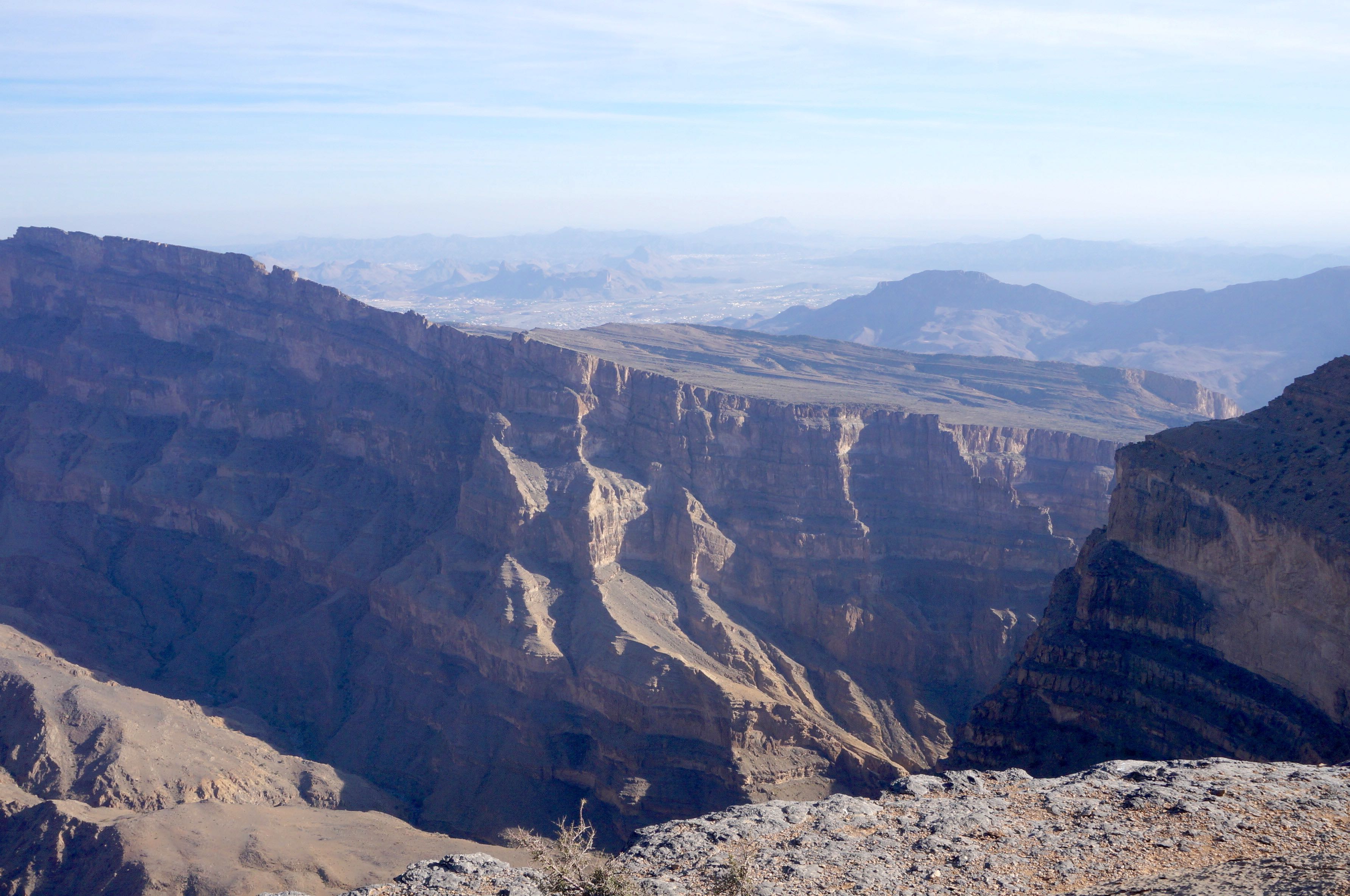 canyon d'oman
