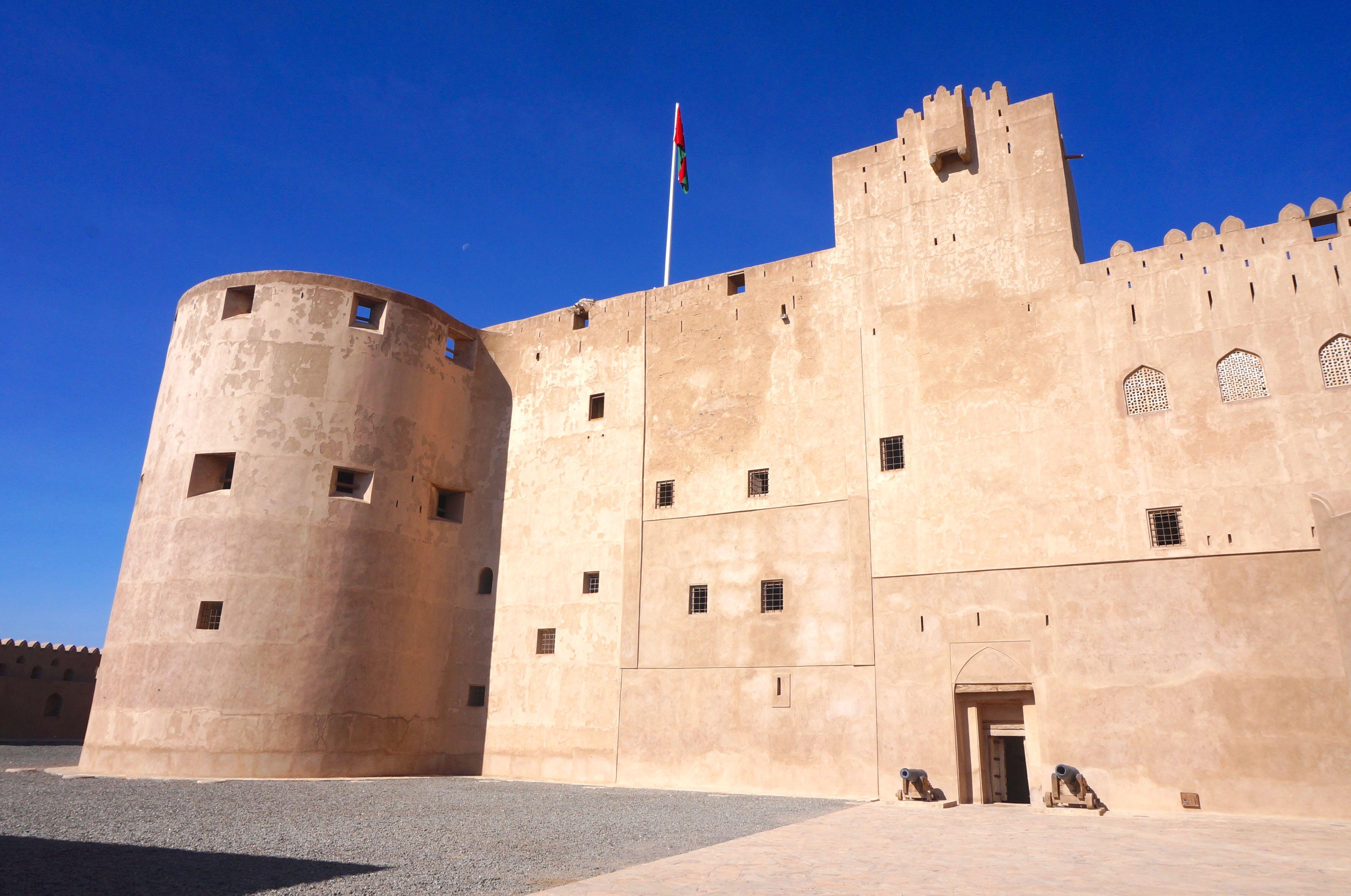 chateau de jabrin, nizwa, oman