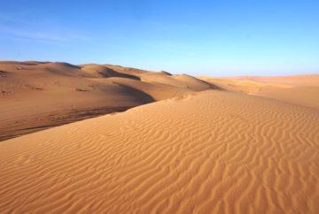 desert wahiba sands, oman