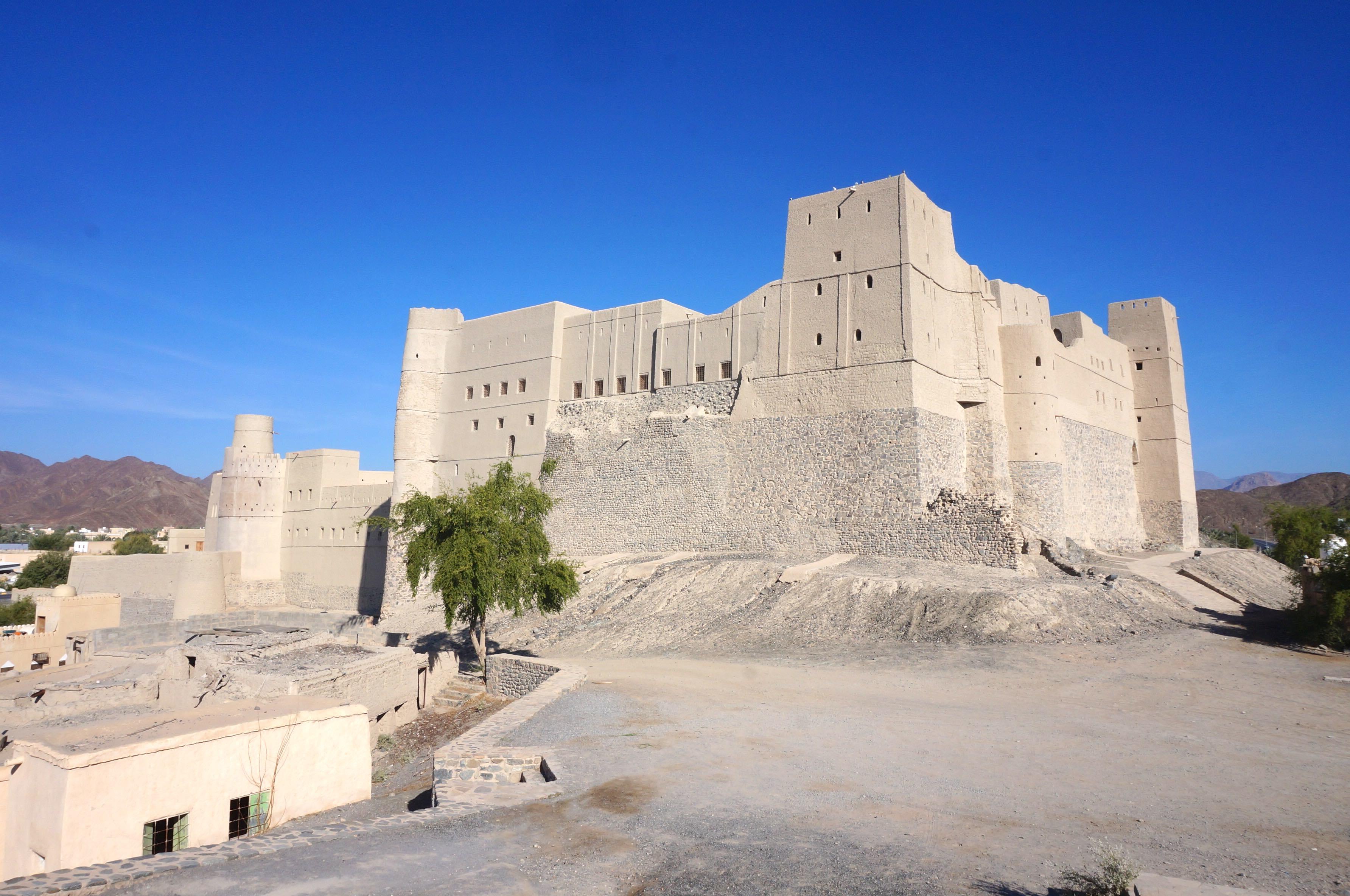 fort de bahla, oman