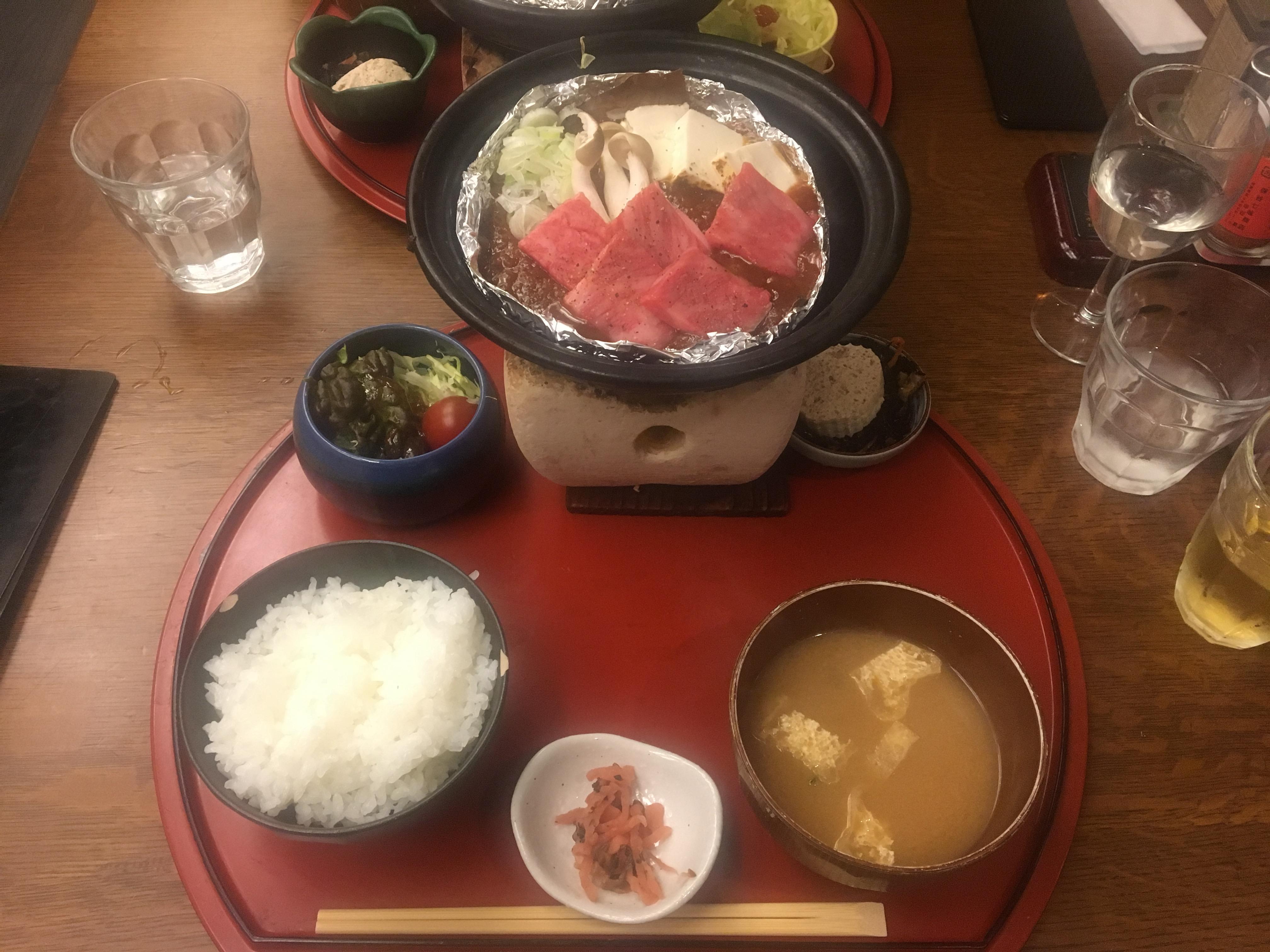 takayama, restaurant, japon, hoba miso