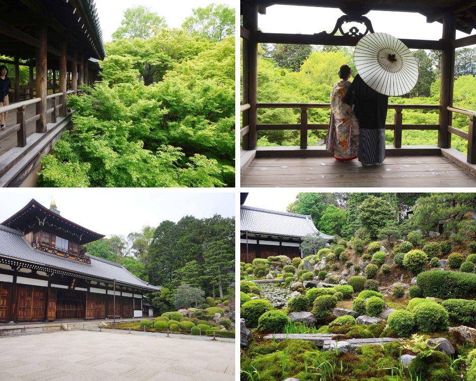Tofuku-ji, kyoto, japon