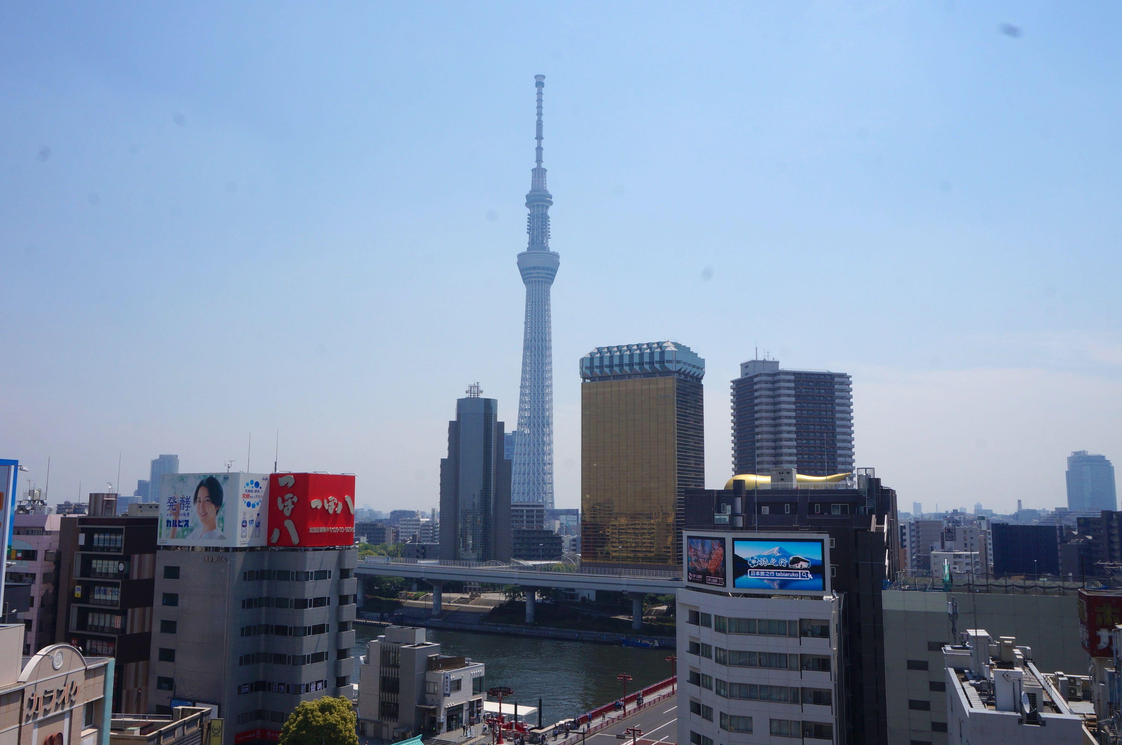 tokyo sky tree, tokyo, japon
