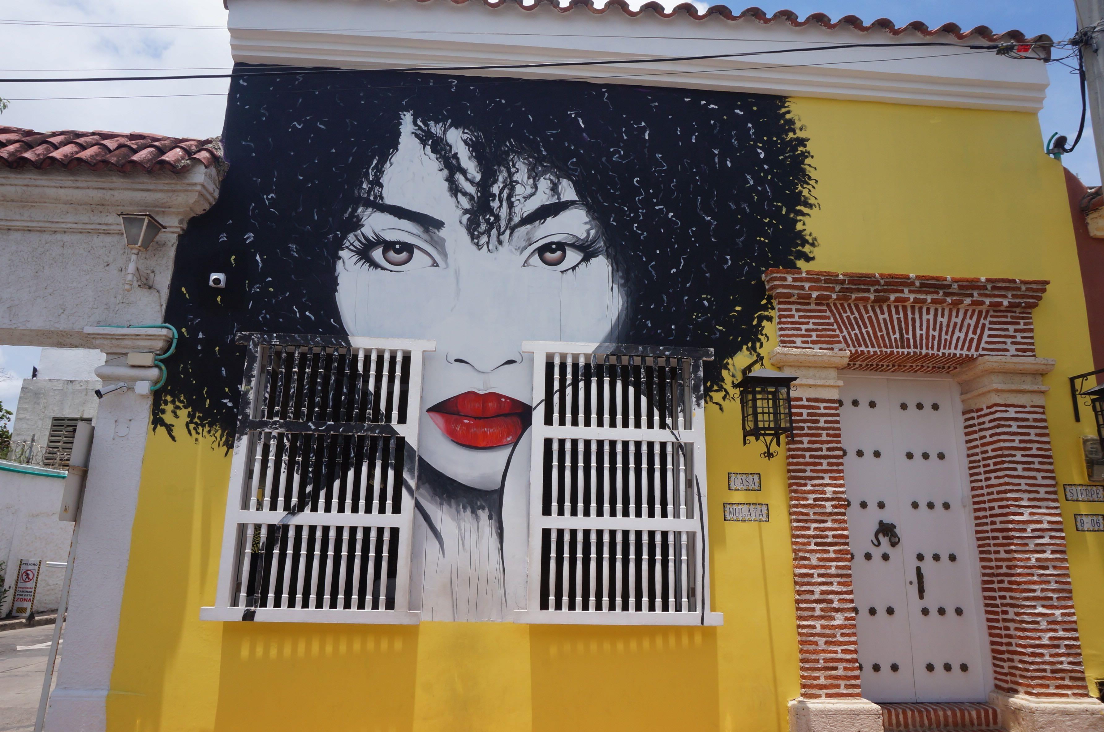 getsemani, carthagène des indes, colombie