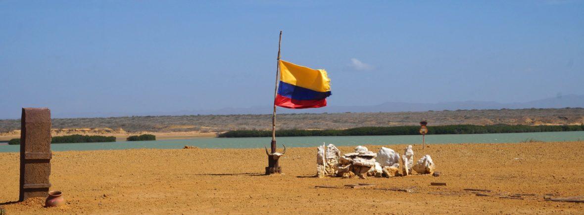 péninsule de guajira, colombie