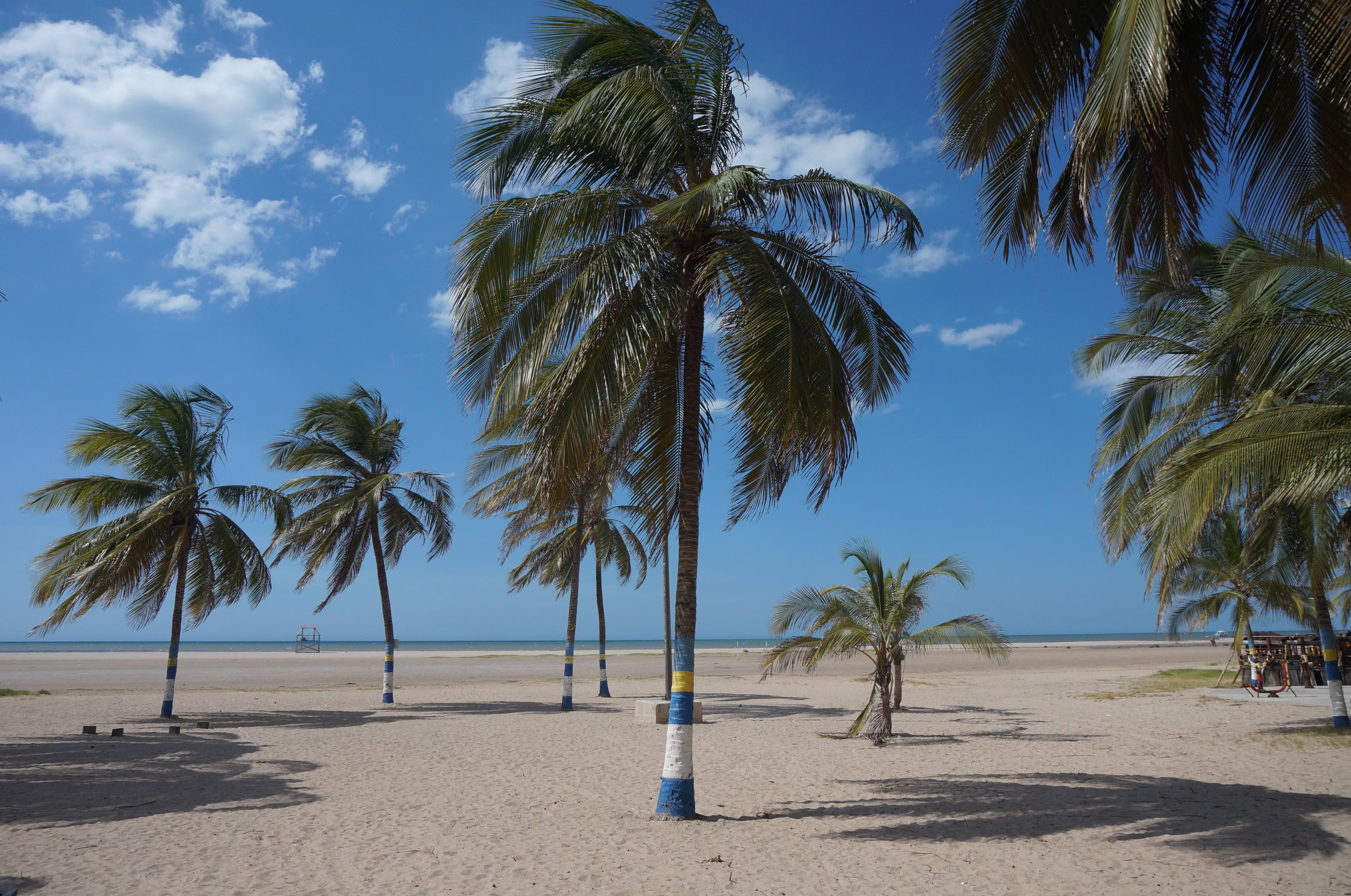 riohacha, péninsules de guajira, colombie