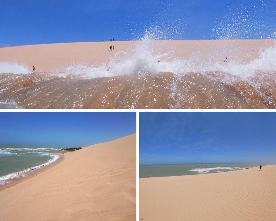 dunes taroa, péninsule de guajira, colombie