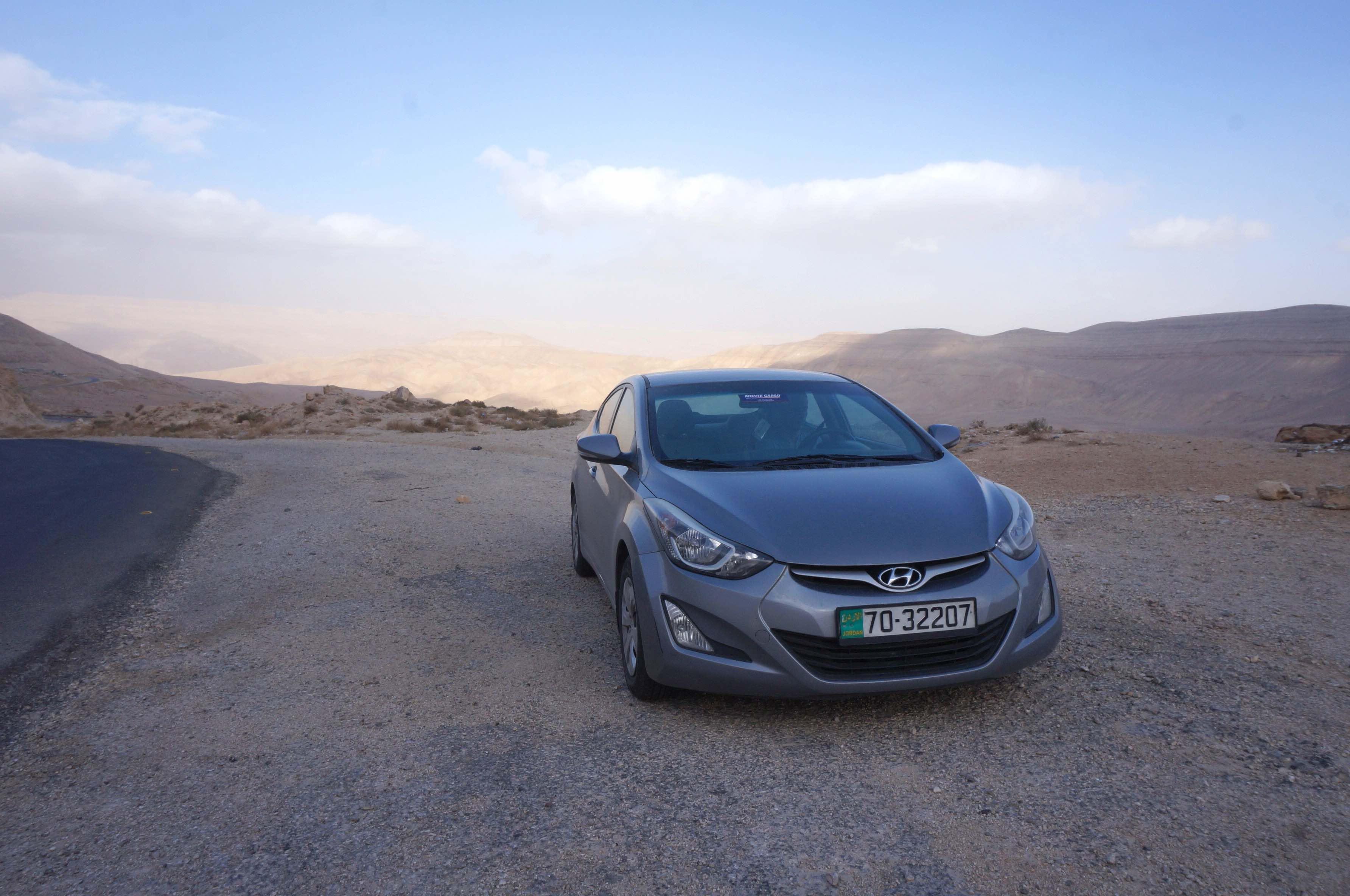 voiture jordanie