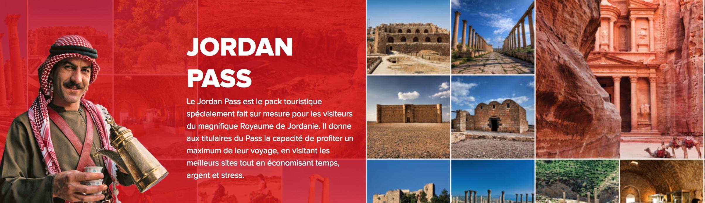 jordan pass, jordanie