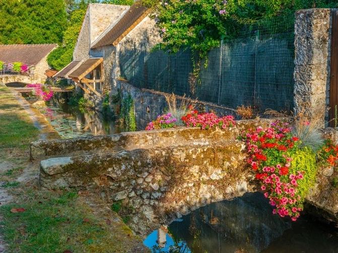 Promenade des petits ponts, chevreuse, vallée de chevreuse