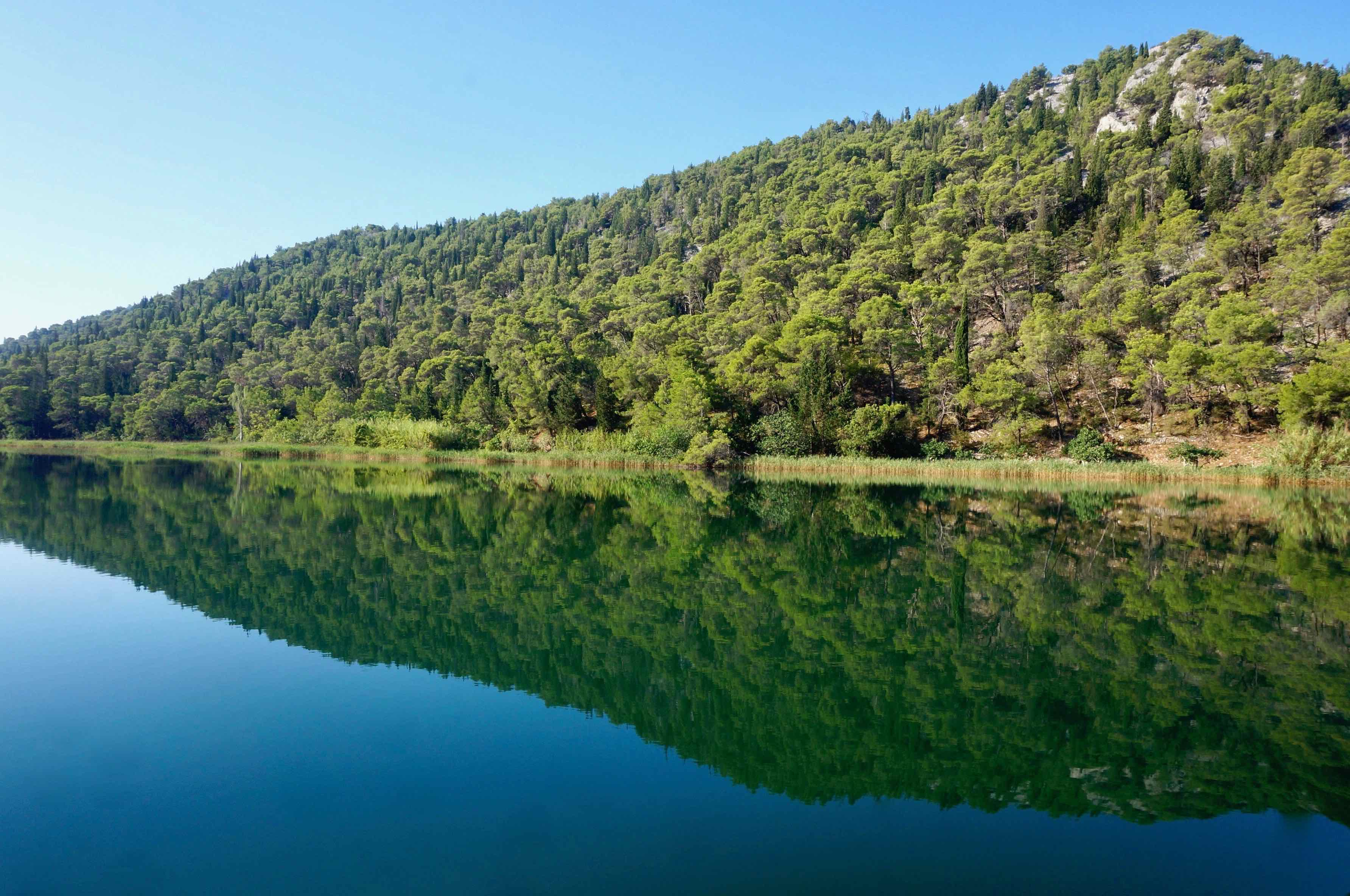 parc national Krka, croatie