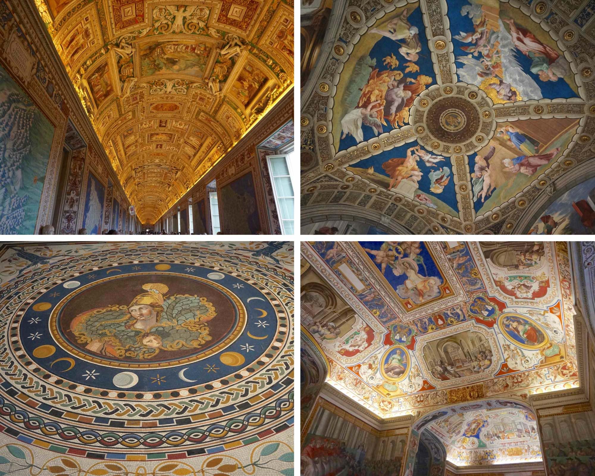 musées du vatican, cité du vatican, rome, italie