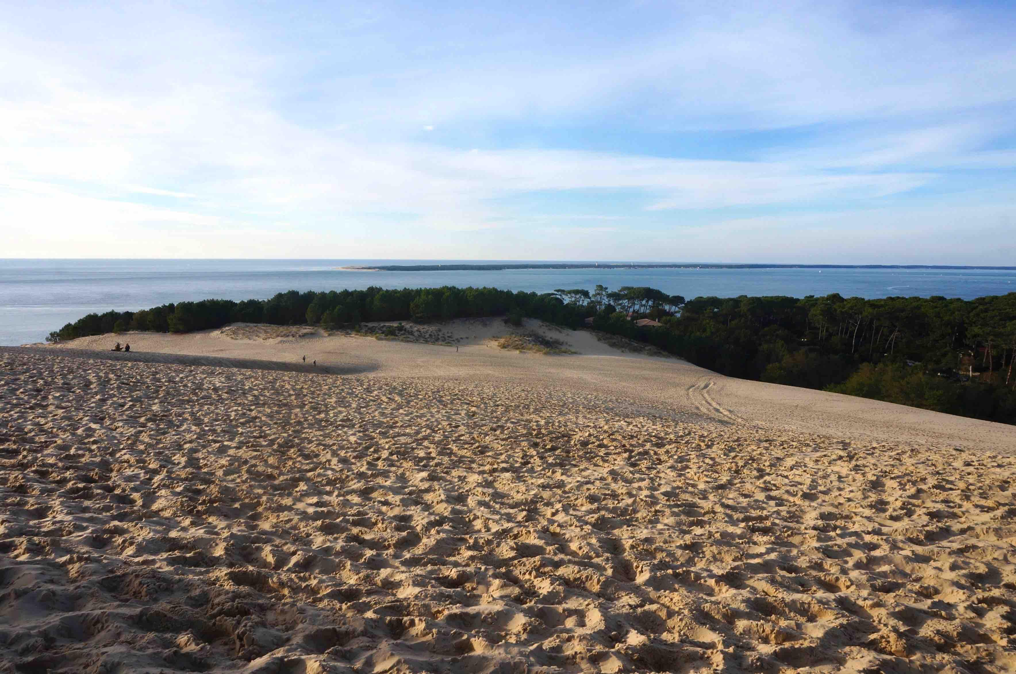 dunes du pilat, arcachon