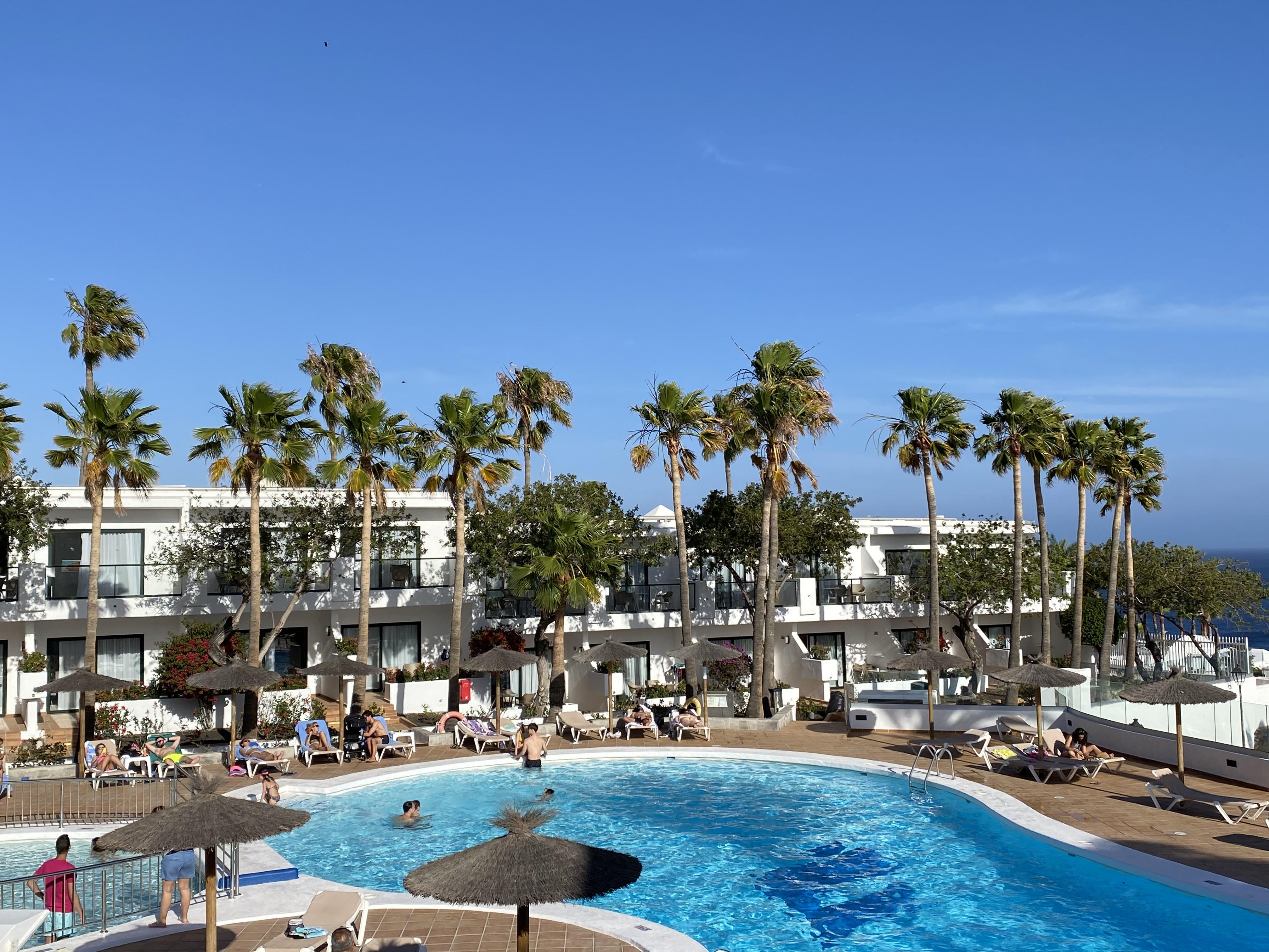 hotel puerto del carmen, lanzarote, canaries