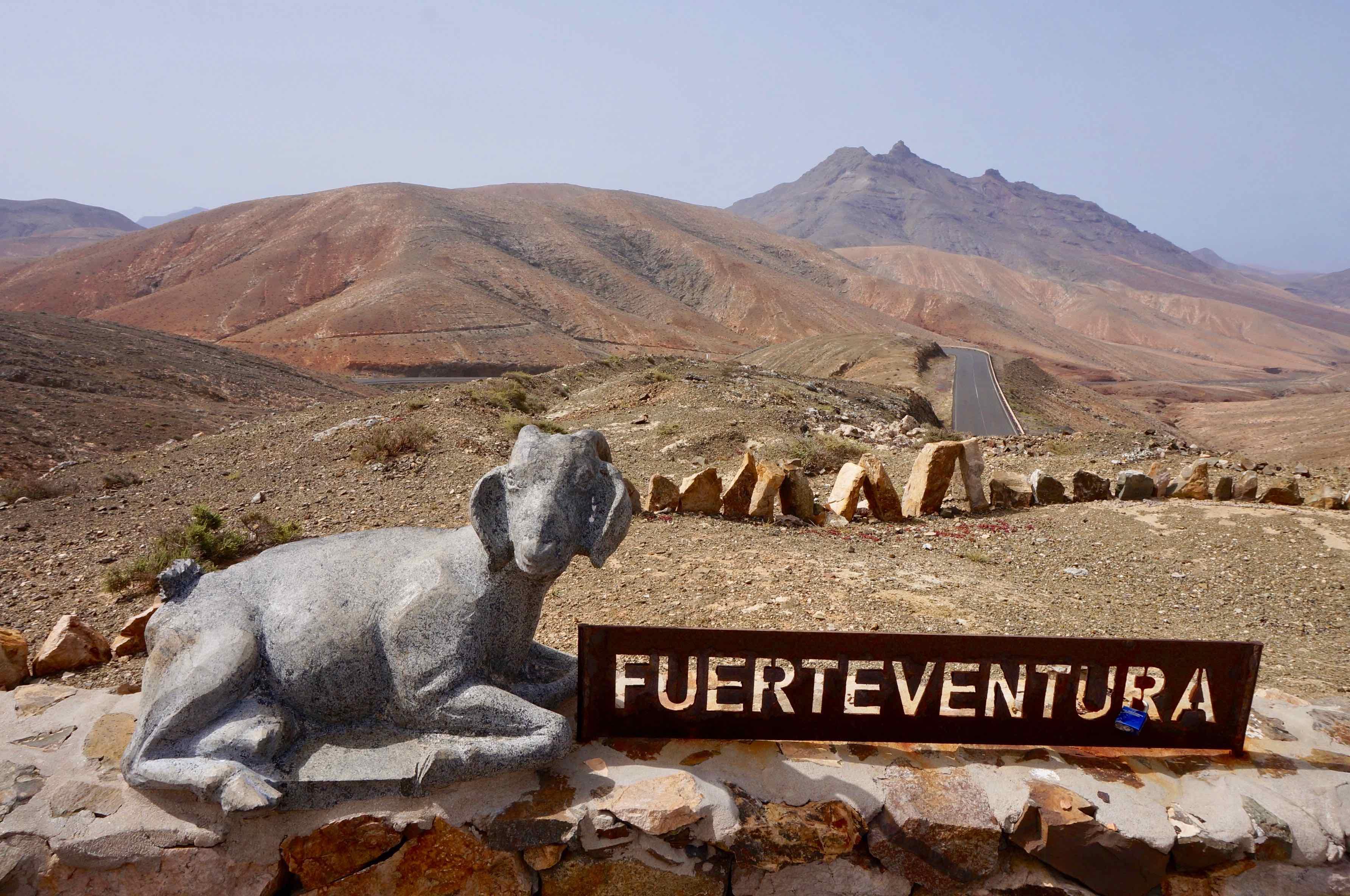 Fuerteventura, canaries, Mirador astronómico de Sicasumbre