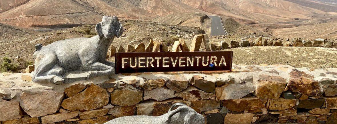 Fuerteventura, canaries, la pared