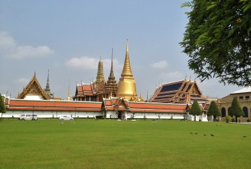 Grand Palais Bangkok Thaïlande