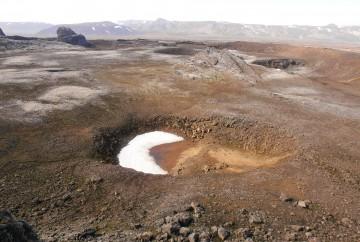 Hveravellir islande