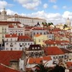 La vieille ville, Graça et l'Alfama