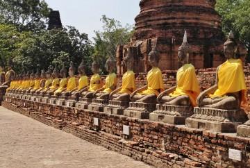 Ayutthaya Bangkok Thaïlande