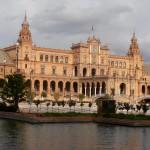 Visite de la Plaza de Espana