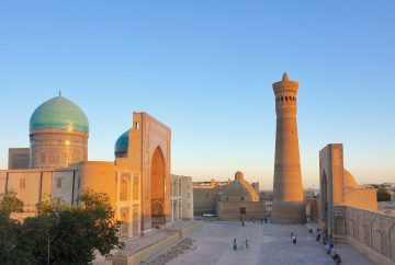 boukhara ouzbékistan asie centrale