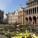 Jour 1 : Grand Place et parcours BD