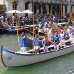 La Régate entre Venise, Pise, Gênes et Amalfi