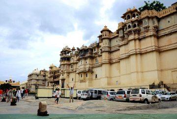 udaipur city palace inde