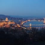 Budapest de nuit