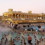 Les bains de Budapest