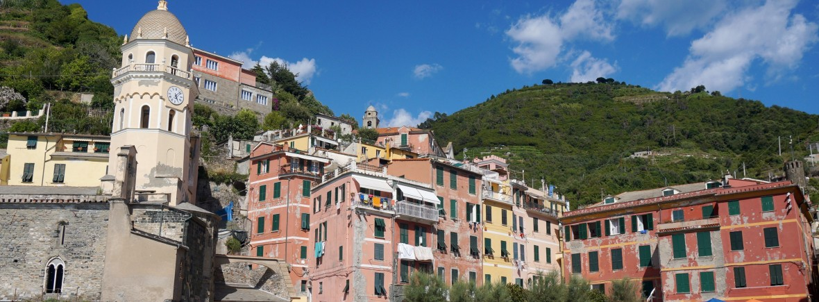 vernazza 5 terres italie
