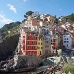 Jour 2 : Monterosso, Vernazza et Riomaggiore