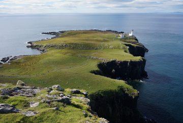 île de skye ecosse neist point