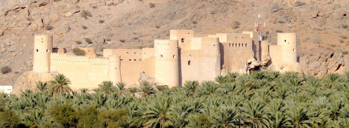 fort de nakhal, oman