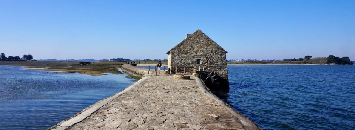 Bretagne, golfe du morbihan, ile d'arz
